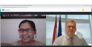 Bapak Vincent Piket, Duta Besar Uni Eropa untuk Indonesia4