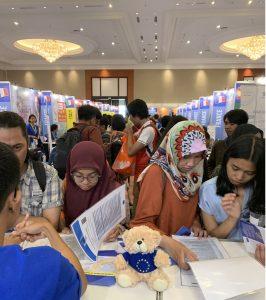Pengunjung antusias di EHEF 2019 c