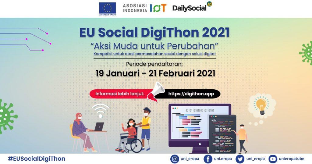 Poster EU Social DigiThon 2021_fin