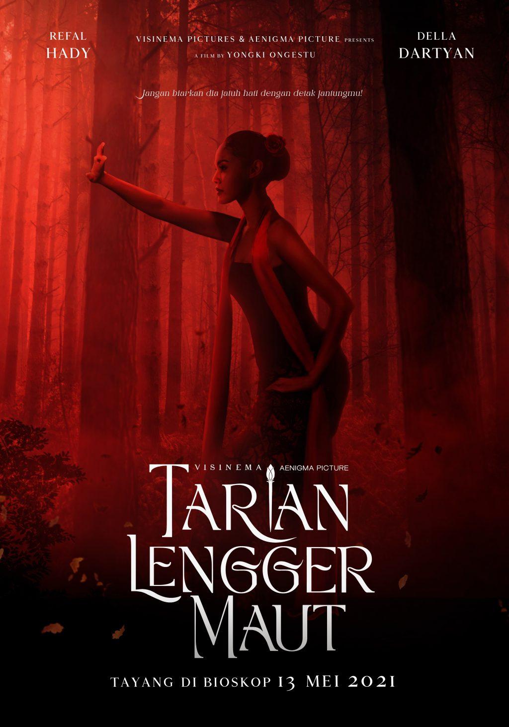 POSTER TARIAN LENGGER MAUT