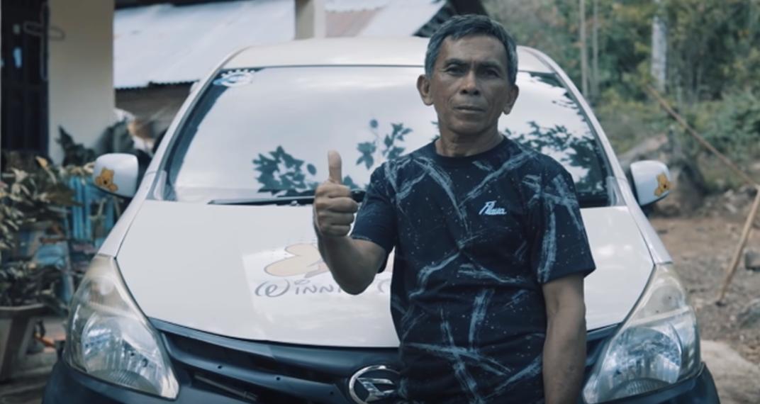 Djody James Rawung, kesetiaanya memakai Daihatsu selama 20 tahun, menjad...